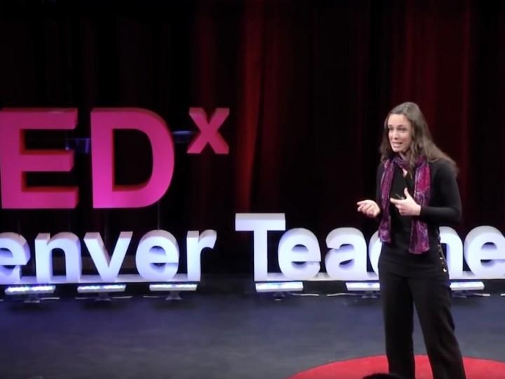 TEDx - Design Thinking at school